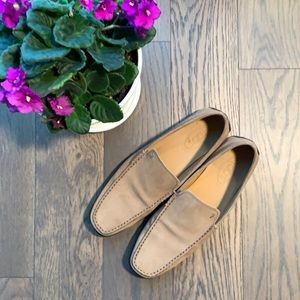 Tod's men loafers- size 9.5